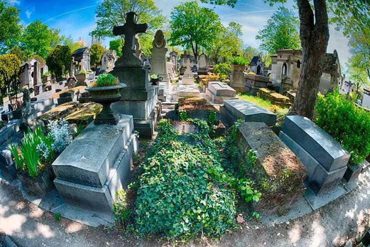 Cemitério do Pere-Lachaise (Foto: Shutterstock)