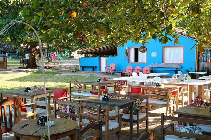 Restaurantes em Trancoso (Foto: Esse Mundo é Nosso)