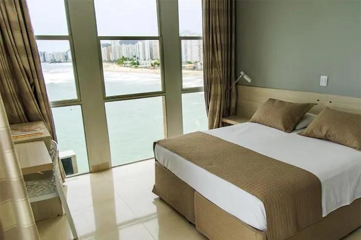 Onde ficar no Guarujá: Dicas de hotéis e onde se hospedar - Grand Hotel (Foto: Divulgação)