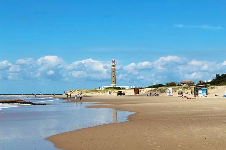 Melhores praias do Uruguai - José Ignacio (Foto: Esse Mundo É Nosso)