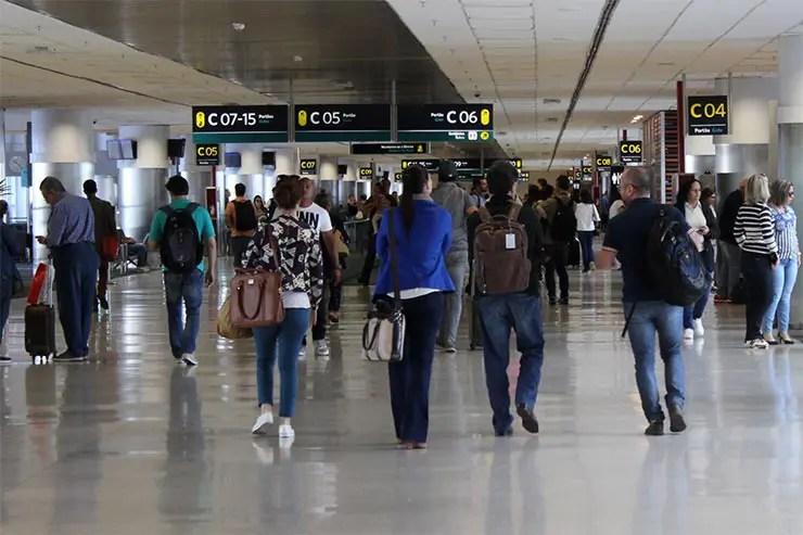 Como ir de Viracopos para São Paulo (Foto: Divugação/Viracopos)