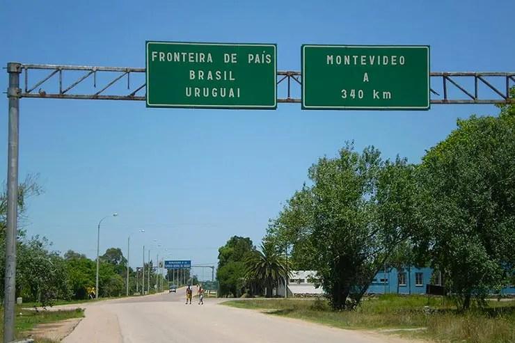 Como é a imigração no Uruguai [Foto: FrancoBras (CC BY-SA 3.0)]