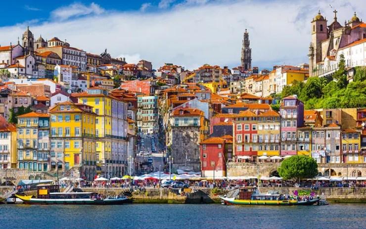 Portugal é eleito melhor destino do mundo em 2017 (Foto via Shutterstock)
