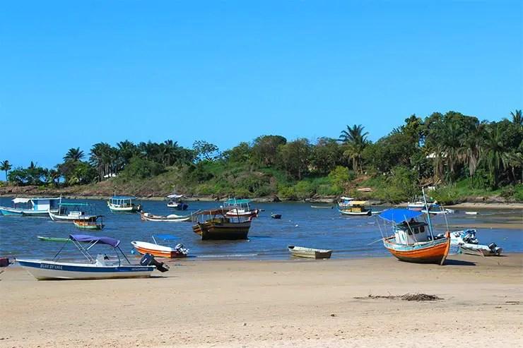 Melhores praias de Itacaré - Praia da Coroa (Foto: Esse Mundo É Nosso)