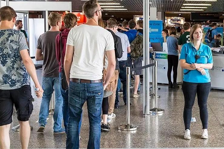 Como chegar a Campus Party (Foto: Site oficial)