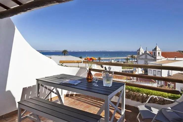 Roteiro no Algarve, Portugal - The Salty Lodge (Foto: Divulgação/Booking)
