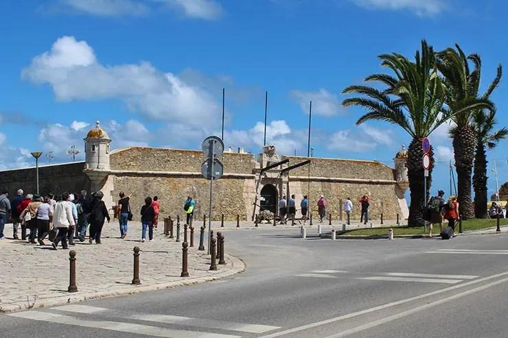 Dicas de Lagos, Portugal - Forte da Ponta da Bandeira (Foto: Esse Mundo É Nosso)