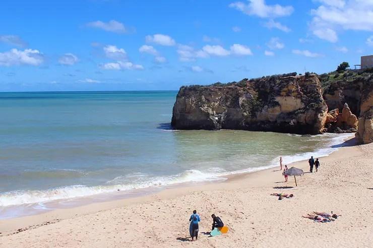 Dicas de Lagos, Portugal - Praia da Batata (Foto: Esse Mundo É Nosso)