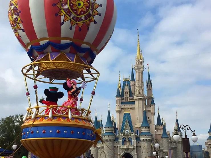 Quando ir pra Orlando (Foto: Esse Mundo é Nosso)