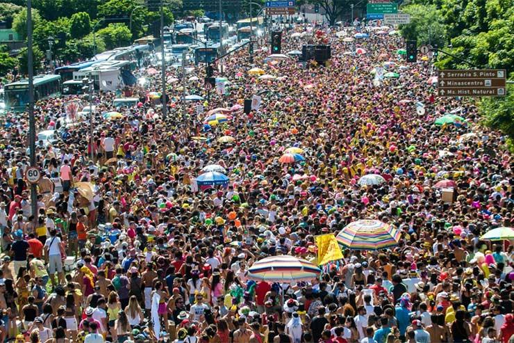 Blocos do Carnaval de BH 2018 - Então Brilha (Foto: Divulgação/Belotur)