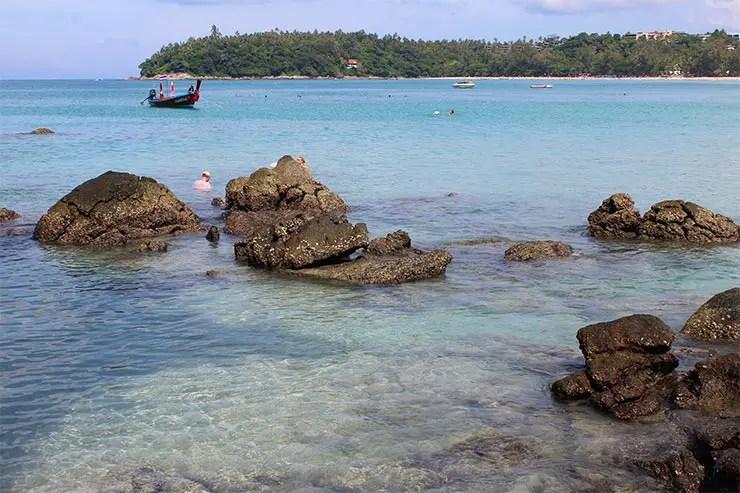 Praias de Phuket, Tailândia - Kata Beach (Foto: Esse Mundo É Nosso)