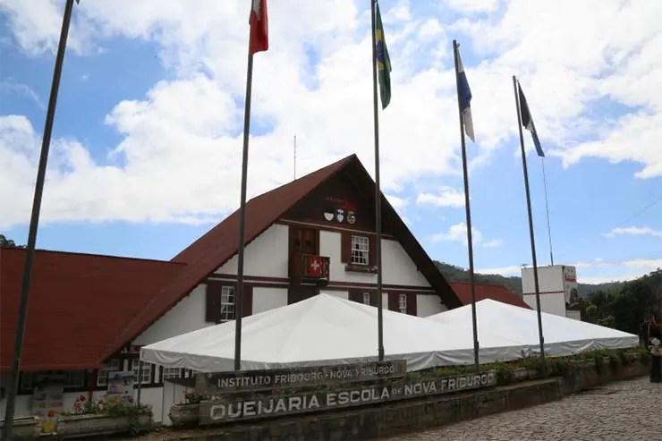Destinos no Brasil para amantes de Chocolate - Nova Friburgo (Foto/Divulgação - Festival do Chocolate)