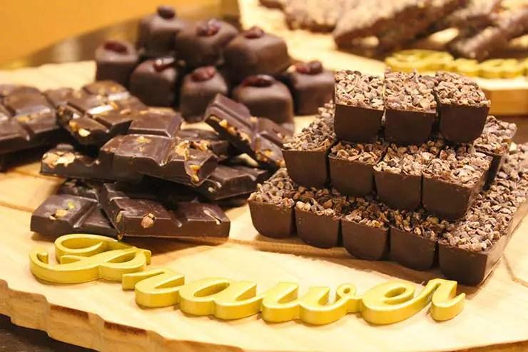 Chocolate em Gramado - Prawer (Foto: Esse Mundo é Nosso)