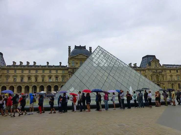 Quantos dias em Paris: Museu do Louvre (Foto: Esse Mundo é Nosso)