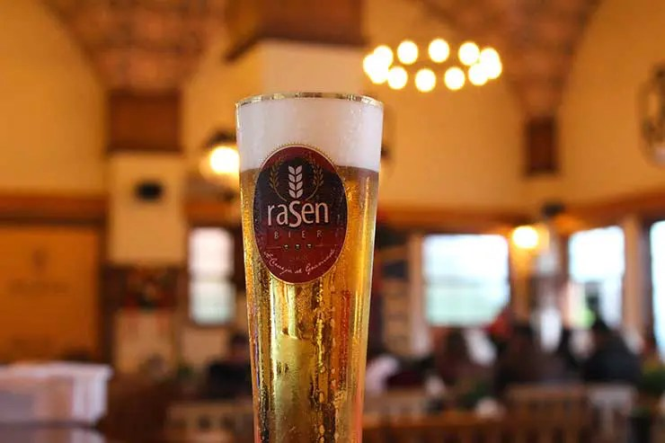 Restaurante em Gramado - Rasen Platz (Foto: Esse Mundo é Nosso)