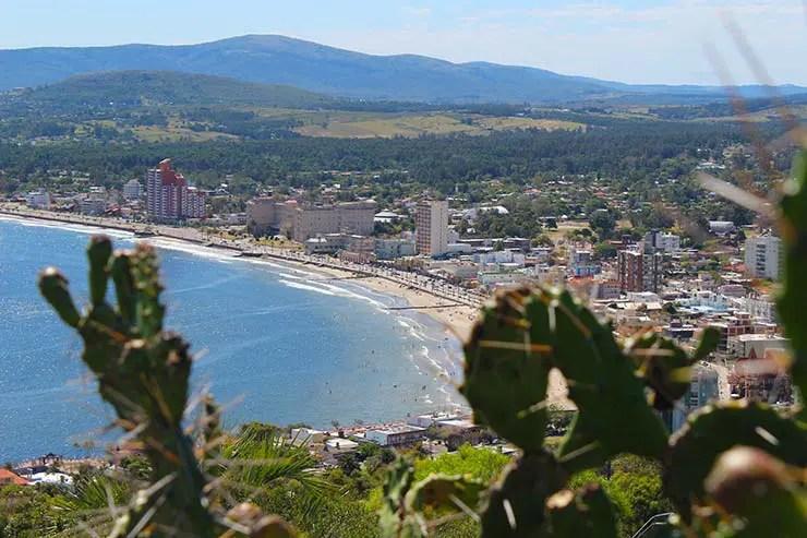 Melhores praias do Uruguai - Piriápolis (Foto: Esse Mundo É Nosso)