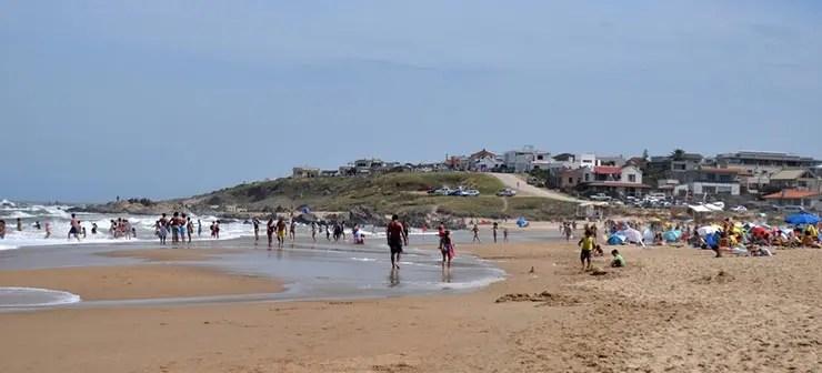 Melhores praias do Uruguai - La Pedrera (Foto via Shutterstock)