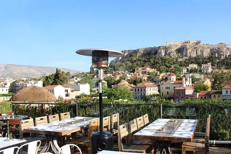 O que fazer em Atenas, Grécia - 360 (Foto: Esse Mundo É Nosso)