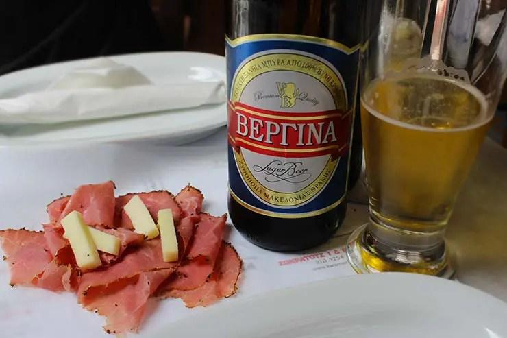 Típicos pratos gregos - Mezes (Foto: Esse Mundo É Nosso)