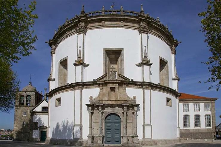 Igreja da Serra do Pilar em Vila Nova de Gaia, Portugal [Foto: Diego Delso (CC BY-SA 3.0)]