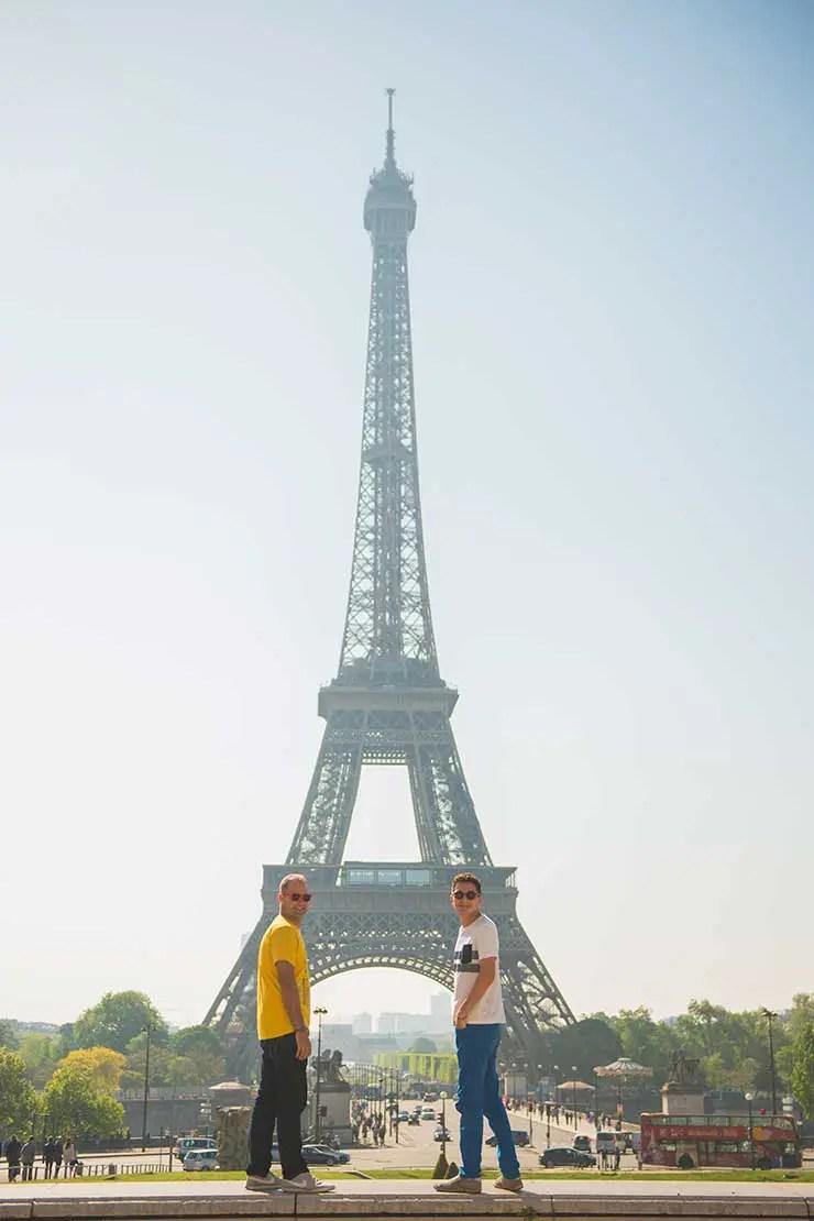 Fotos em Paris (Foto: Ton Bueno)