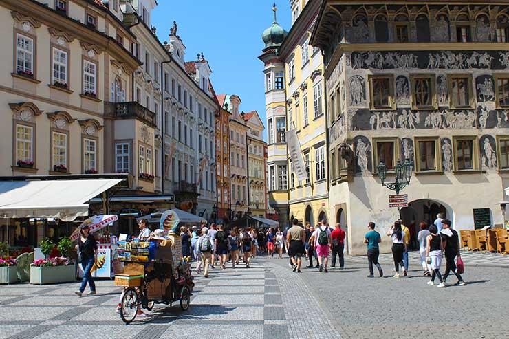 Golpes em Praga: Como não cair em (Foto: Esse Mundo é Nosso)