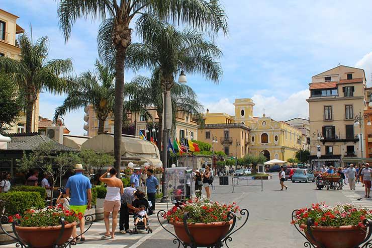 Quanto custa viajar pra Costa Amalfitana (Foto: Esse Mundo é Nosso)