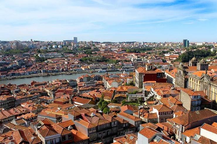 O que fazer no Porto, Portugal - Torre dos Clérigos (Foto: Esse Mundo É Nosso)
