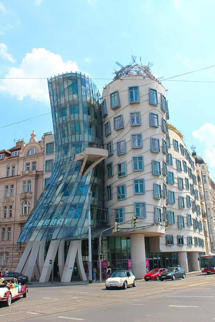 Casa Dançante em Praga (Foto: Esse Mundo é Nosso)