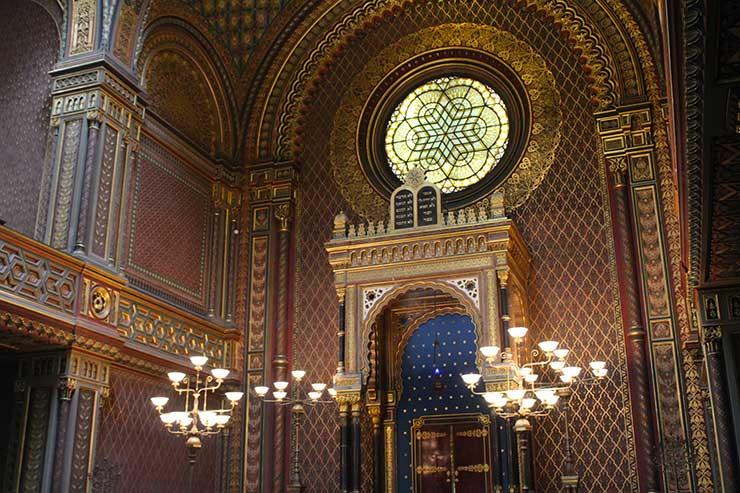 Sinagoga Espanhola (Foto: Esse Mundo é Nosso)