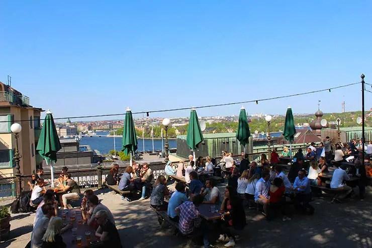 Vista de Estocolmo (Foto: Esse Mundo é Nosso)