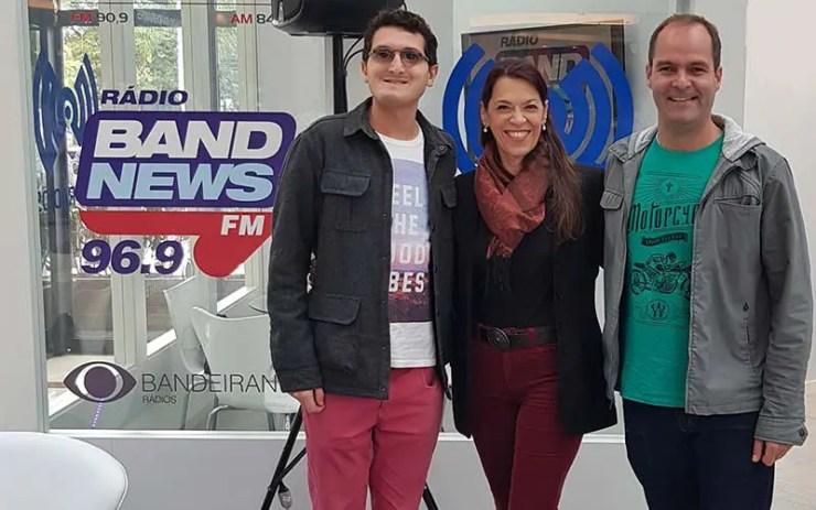 Esse Mundo É Nosso na Rádio Band News FM