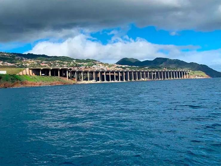 Aeroporto da Ilha da Madeira (Foto: Esse Mundo é Nosso)
