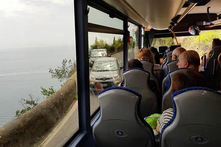 Como chegar na Costa Amalfitana (Foto: Esse Mundo É Nosso)