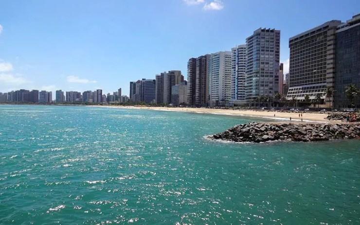 Quando ir pra Fortaleza (Foto: Esse Mundo É Nosso)
