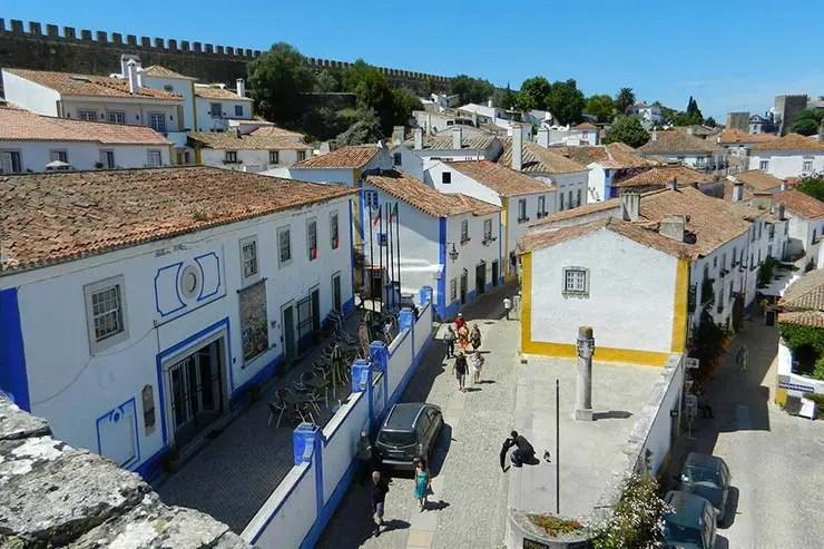 Roteiro de um dia em Fátima e Óbidos, Portugal