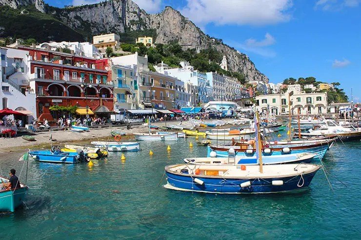 Onde ficar na Costa Amalfitana, na Itália (Foto: Esse Mundo é Nosso)