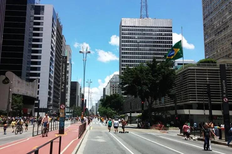 Onde ficar na Avenida Paulista, SP (Por Geraldo Ramos via Shutterstock)
