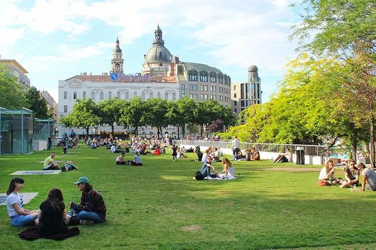 Onde ficar em Budapeste - Lipótváros (Foto: Esse Mundo É Nosso)