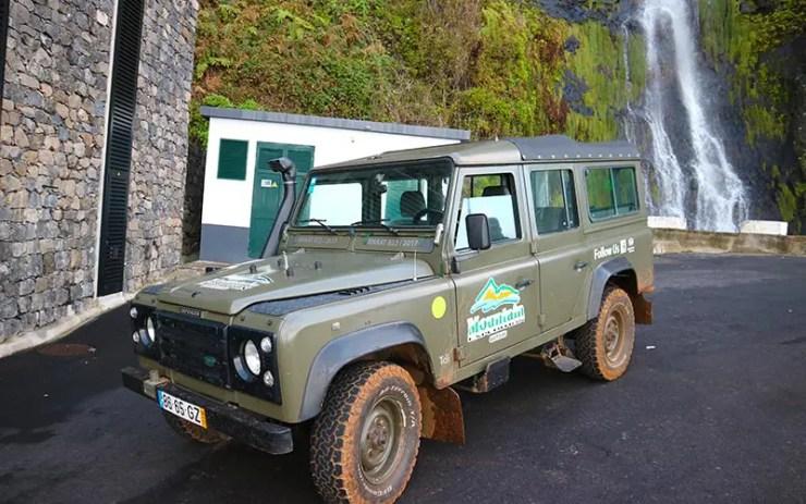 Jeep tour na Ilha da Madeira (Foto: Esse Mundo é Nosso)