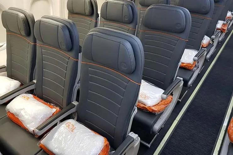 Como é voar com a GOL para Quito - Classe econômica (Foto: Esse Mundo É Nosso)