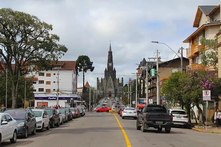 Catedral de Pedra de Canela (Foto: Esse Mundo é Nosso)