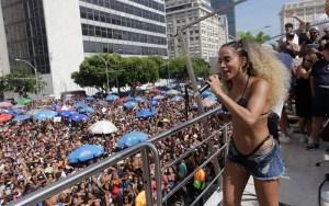 Blocos do Carnaval do Rio de Janeiro neste fim de semana (Foto: Reprodução/Facebook/Bloco das Poderosas)