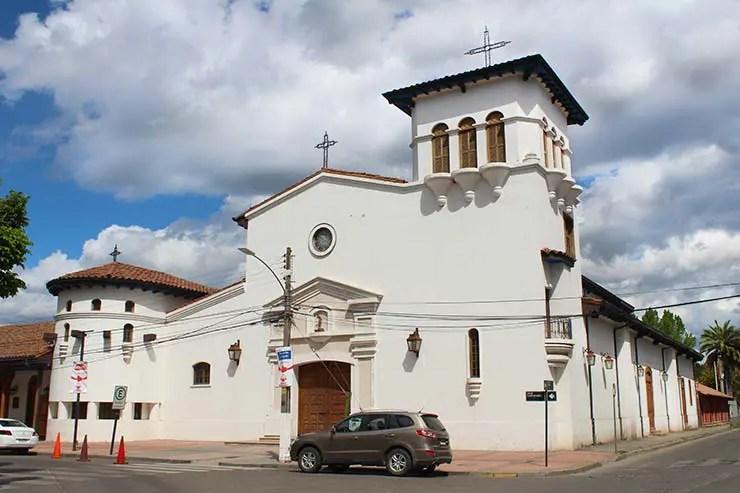 Vinícolas do Valle de Colchagua, Chile - Santa Cruz (Foto: Esse Mundo É Nosso)