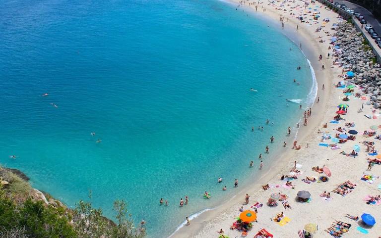 Melhores praias da Itália (Foto: Esse Mundo é Nosso)