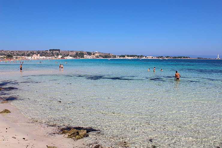 Melhores praias da Itália -San Vito lo Capo (Foto: Esse Mundo é Nosso)