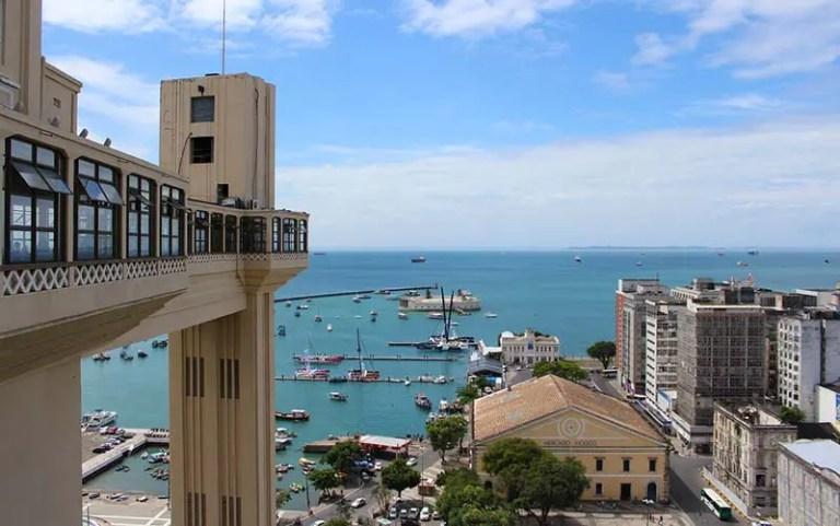 Quando ir pra Salvador, Bahia - Elevador Lacerda