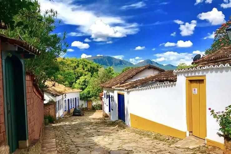 Tiradentes, Minas Gerais (istergio via Shutterstock)