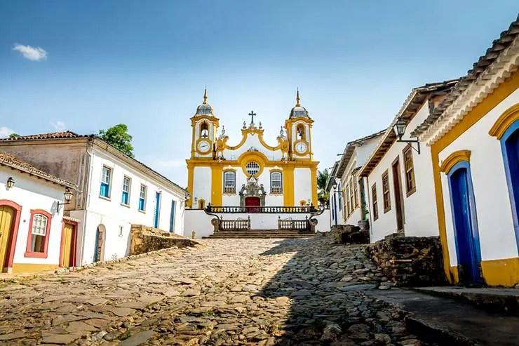 Tiradentes, Minas Gerais (Diego Grandi via Shutterstock)