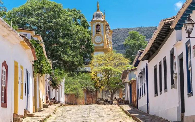 Tiradentes, Minas Gerais (Maarten Zeehandelaar via Shutterstock)